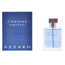Azzaro - CHROME UNITED EDT...
