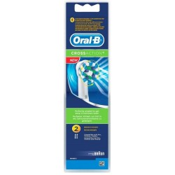 Oral-b - CROSS ACTION 2 uds