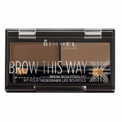 RIMMEL - BROW THIS WAY...